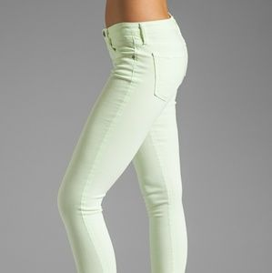 AG the Legging Ankle Pigment Melon size 29 NWT